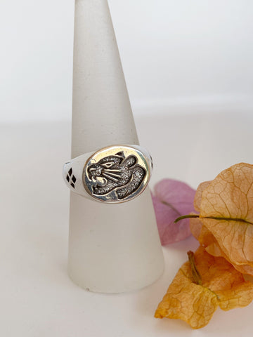 SIRENS TIGER RING - Corner Surf Shop