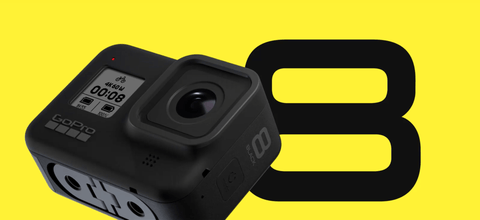GO PRO HERO8 BLACK + SD - Corner Surf Shop