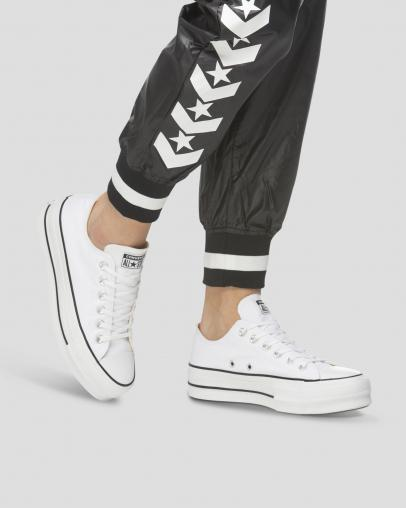 CONVERSE CT LIFT CANVAS LOW WHT