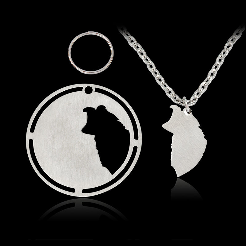 Two Piece Necklace Set - Purchase Feeds 20 Shelter Dogs!