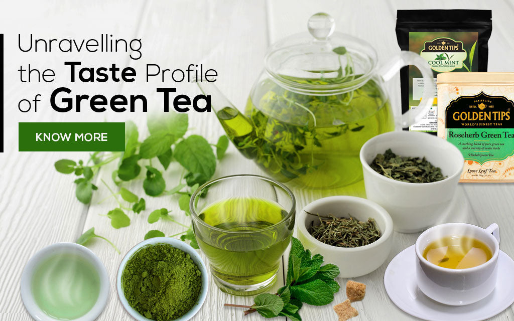 Top 5 Most Delicious Green Teas
