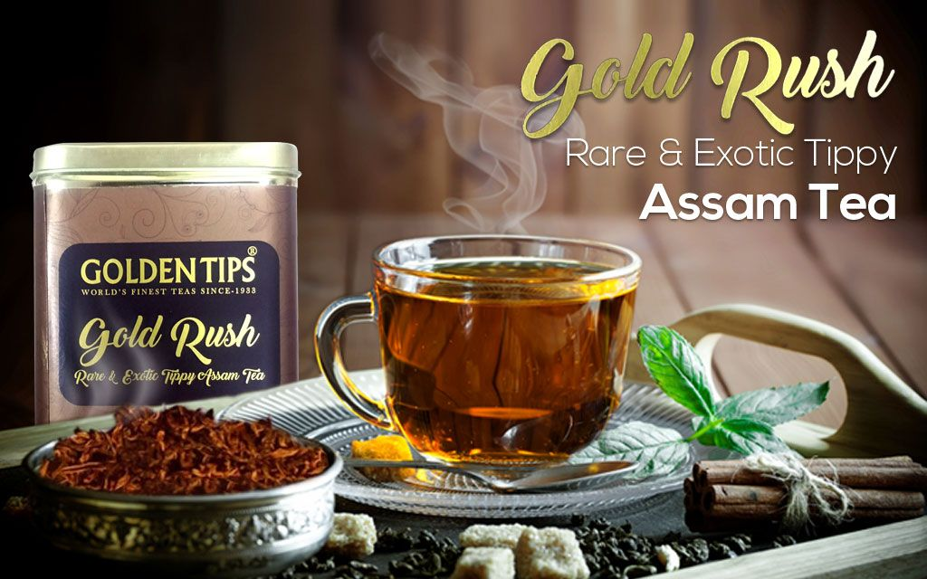 Assam Black Tea Procured by Golden Tips Tea in Record Deal