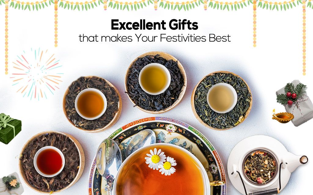 Celebrate the Festivals with the Perfect Cup of Tea