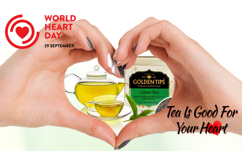 World Heart Day 2020: Tea Is Good For Your Heart