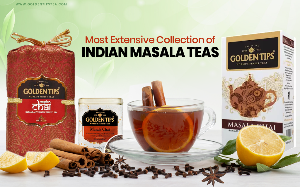 Biggest Collection of Best Indian Masala Teas