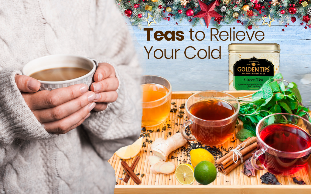 Best Teas to Fight Cold – What to Drink When You Are Sick
