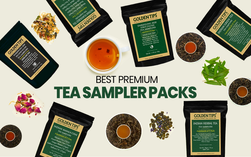 Expensive Teas Now In Affordable Tea Sampler Packs