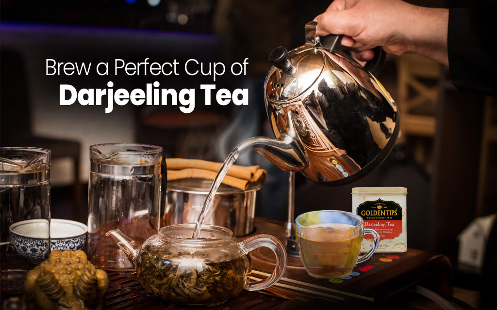The Definitive Guide to Drinking Darjeeling Tea the Right Way