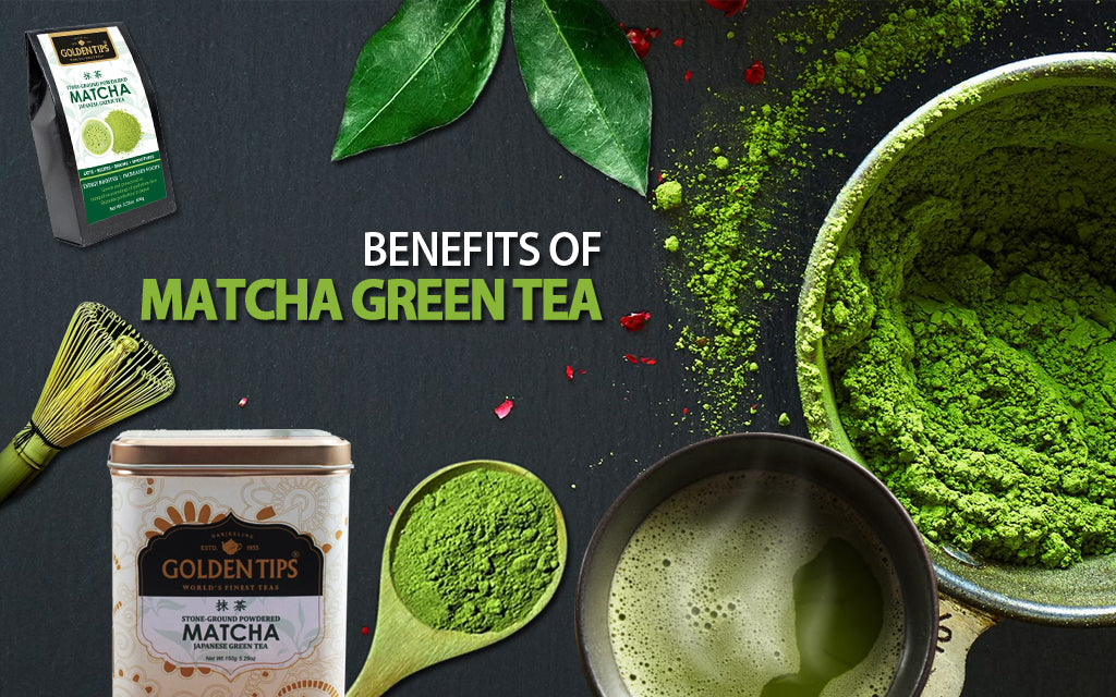 Why add matcha green tea to your daily routine?