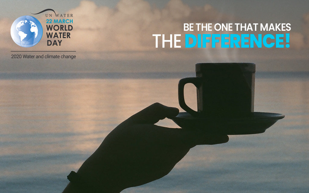World Water Day 2020: Save the Water, Save the Tea!