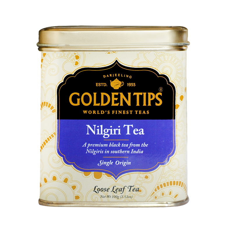 Nilgiri Tea Tin Can (100gm)