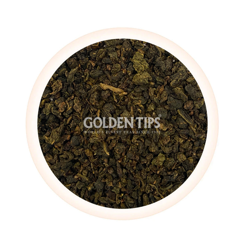 Milk Oolong -Smoked Orthodox Tea (50 gm) - Golden Tips