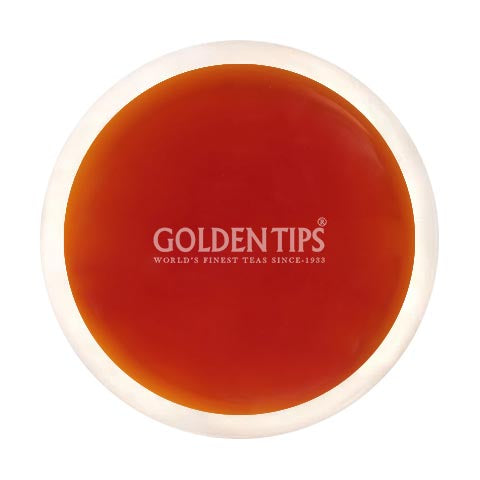 Saffron CTC Black Tea - Golden Tips
