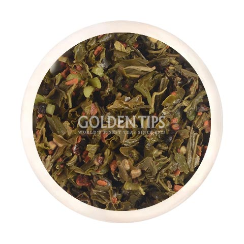 Cinnamon Cardamom Green Tea