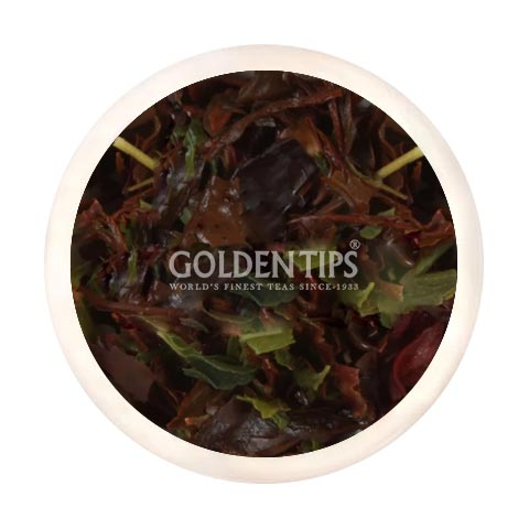 Floral delight -  Rose, Hibiscus & Stevia - Golden Tips