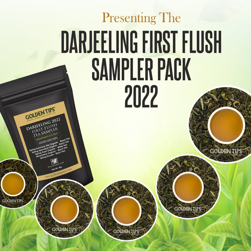 Cinnamon CTC Black Tea - Golden Tips