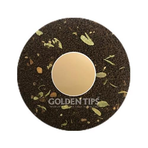 Masala Chai India's Authentic Spiced Tea - Golden Tips