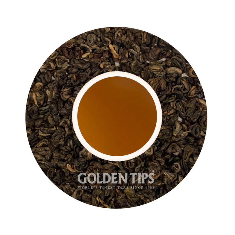 Green Snail -Designer Green Tea (50 gm) - Golden Tips
