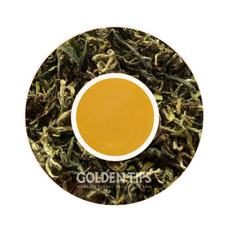 Spring Diamond - Organic  Darjeeling Black Tea  First Flush - 2021