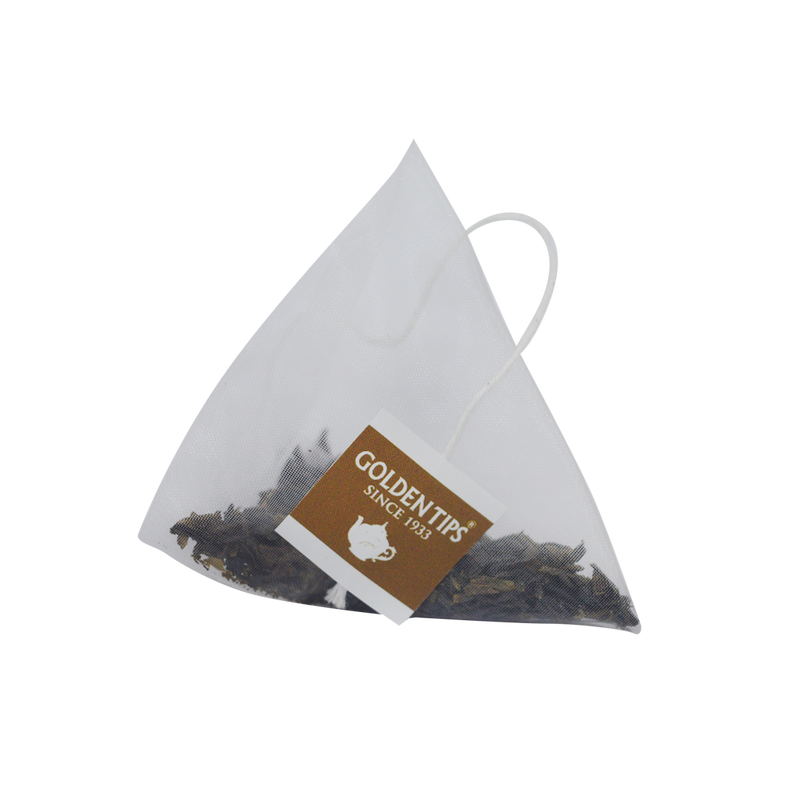 Masala Chai Full Leaf Pyramid - 20 Tea Bags, 40g - Pack of 2 - Golden Tips