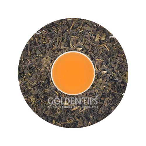 Earl Grey Green Tea Tin Can (100gm) - Golden Tips