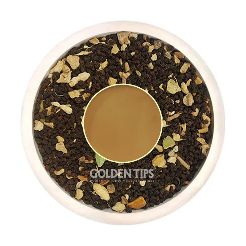 Ginger Mastea - Indian Masala Chai  10g Sample - Golden Tips