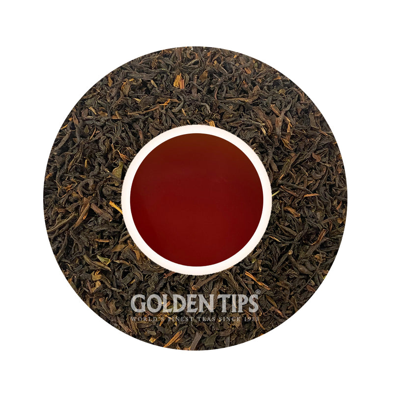 Lopchu Golden Darjeeling Black Tea Second Flush 2020 - Golden Tips