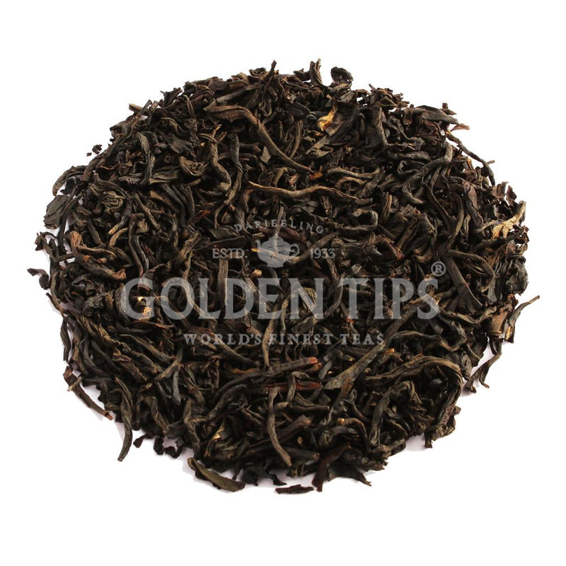 Lemon Flavoured Loose Leaf Black Tea - Tin Can - Golden Tips