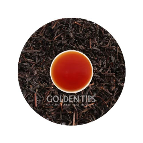 Mango Flavoured Loose Leaf Black Tea - Tin Can - Golden Tips