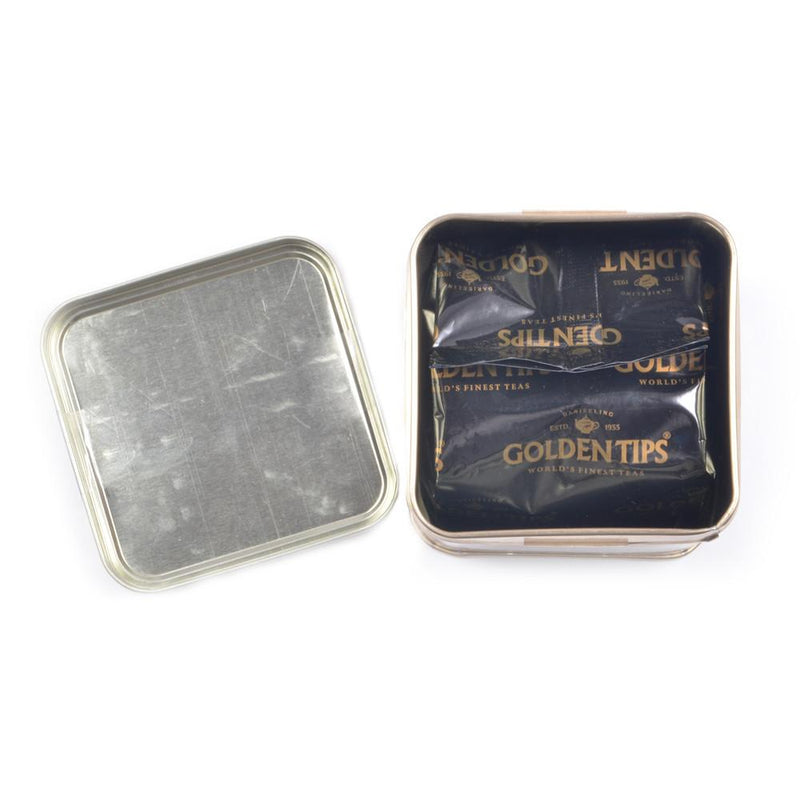 Sikkim Temi Tea Tin Can (100gm) - Golden Tips