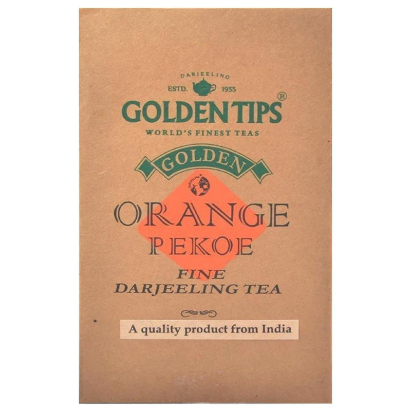 Orange Pekoe Loose Leaf Black Tea, 500g/17.64oz (250 Cups)
