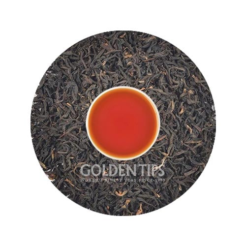 Pure Assam Tea - Royal Brocade Cloth Bag - Golden Tips