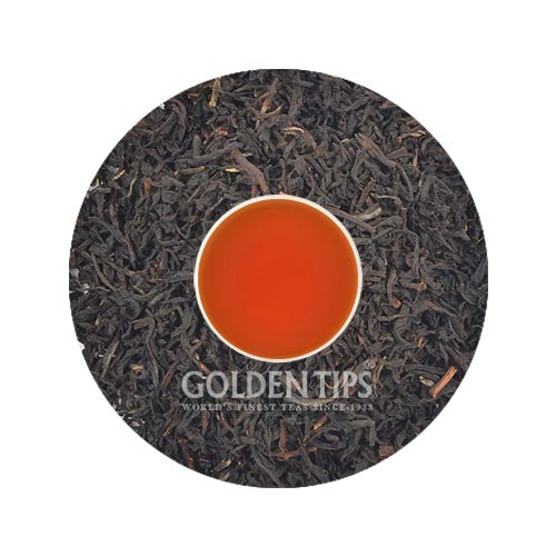 Pure Nilgiri Tea - Royal Brocade Cloth Bag - Golden Tips