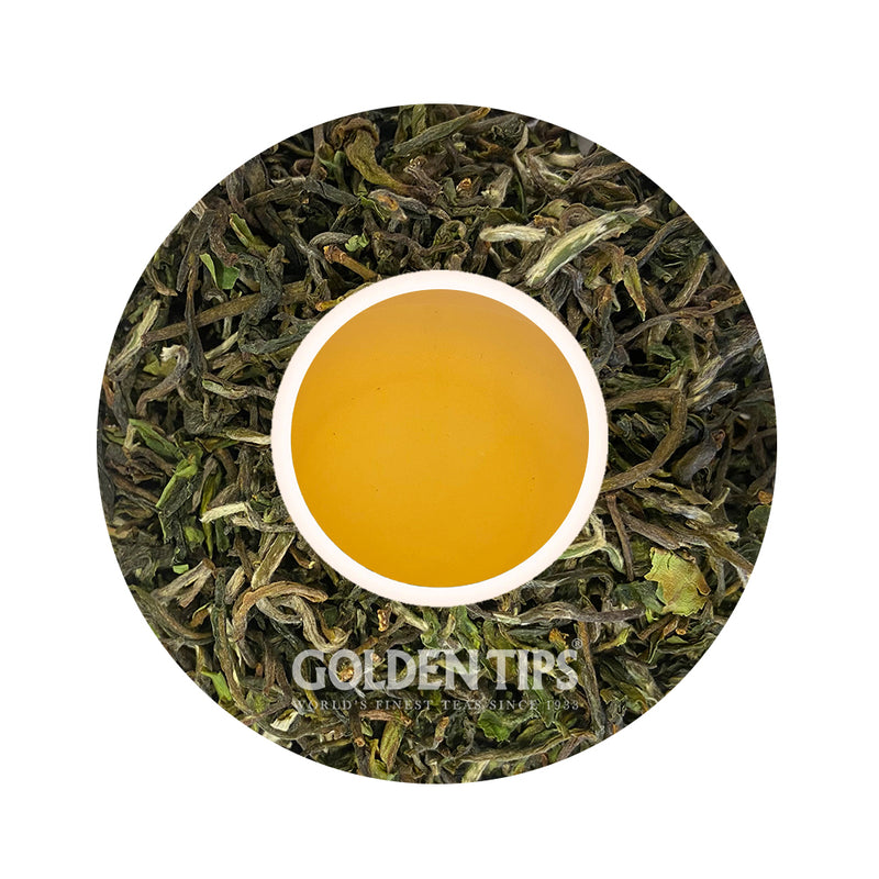 Spring Stunner Organic Darjeeling Black Tea First Flush-2021