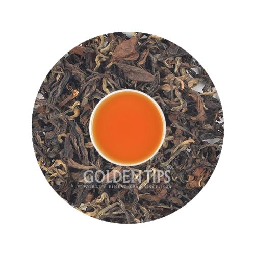 Sparkling Oolong Tea Tin Can (50gm) - Golden Tips