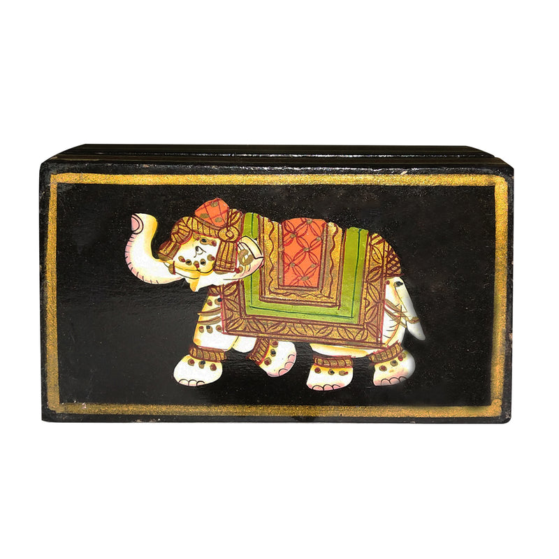 Premium Nilgiri Tea in a Mughal Mystique Miniature Painting Box