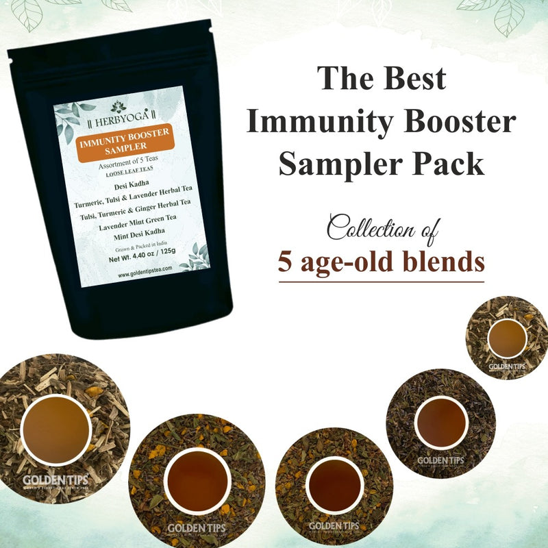 Immunity Booster Sampler Pack