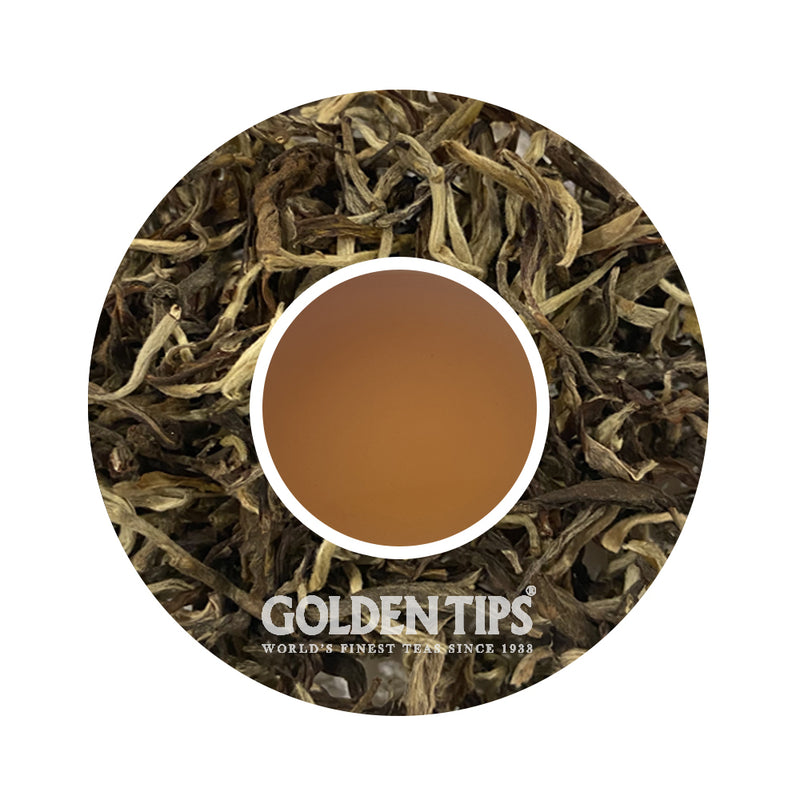 Moonlight Glint Darjeeling White Tea Autumn Flush - 2020 - Golden Tips
