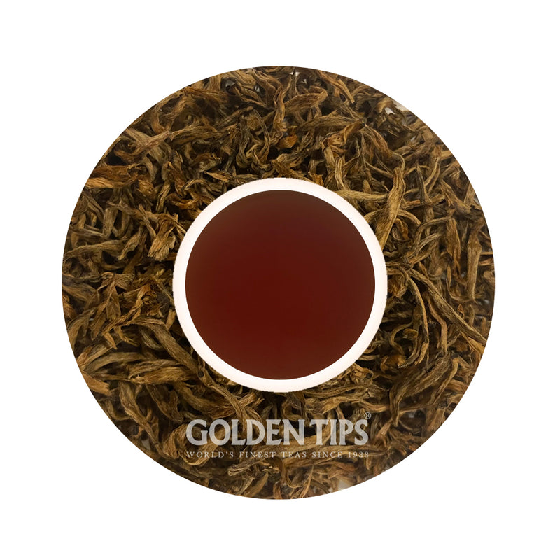 Golden Inferno - Prized Assam Golden Buds Black Tea - Second Flush 2020