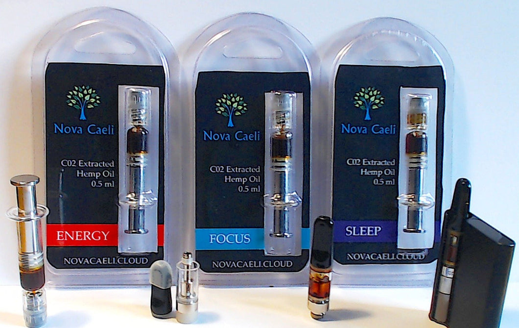 Xtra-Strength CBD & Cannabis Terpene Refills 0.5ml