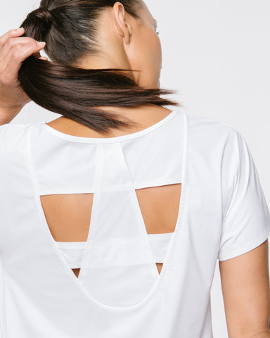 "The [""Bringing Sexy Back""] Tee - White"