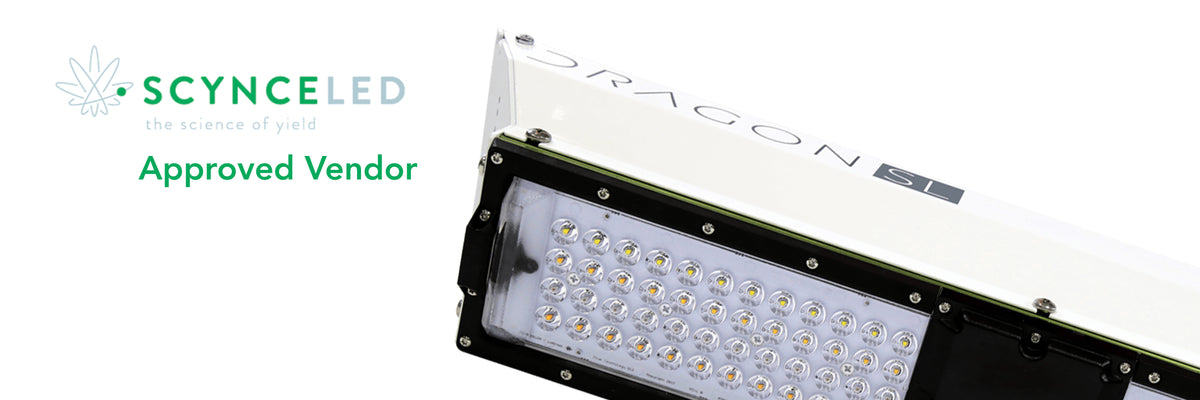 scynce LED industry leading horticultural lights