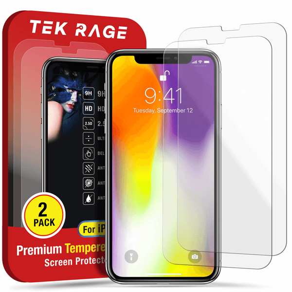 2.5D iPhone X Screen Protector