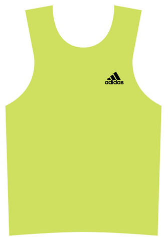 pinnie running vest buoyancy cover sailing gear custom gear adidas brand sailing kit