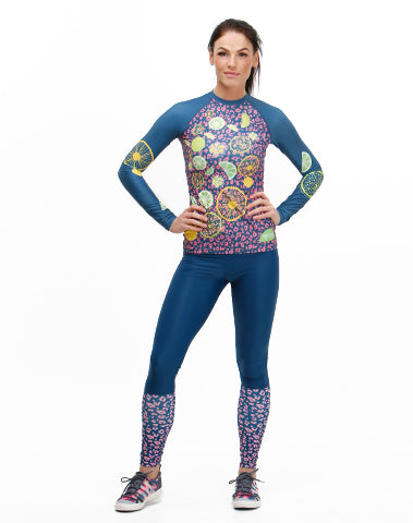 Women's High Ball Trashee Leggings