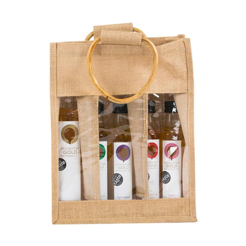 Broighter Hoard Rapeseed Oil Gift Set Rapeseed Oil Broighter Gold Rapeseed Oil
