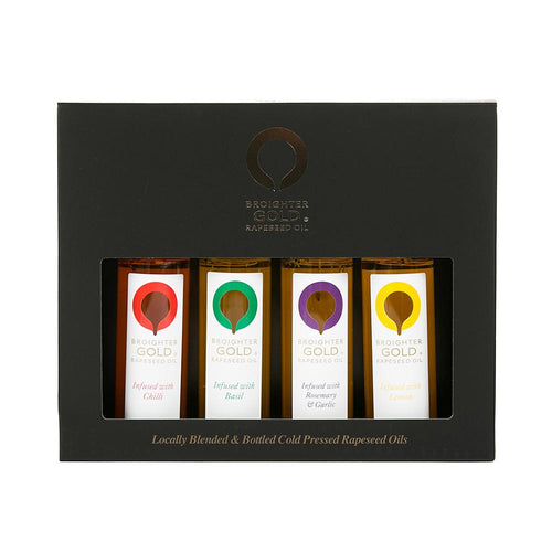 Golden Gift Rapeseed Oil Set Rapeseed Oil Broighter Gold Rapeseed Oil