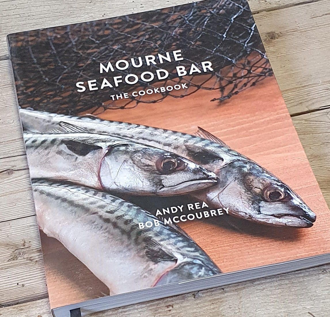 Mourne Seafood Bar, The Cookbook by Andy Rea, & Bob McCoubrey Accessories Broighter Gold Rapeseed Oil