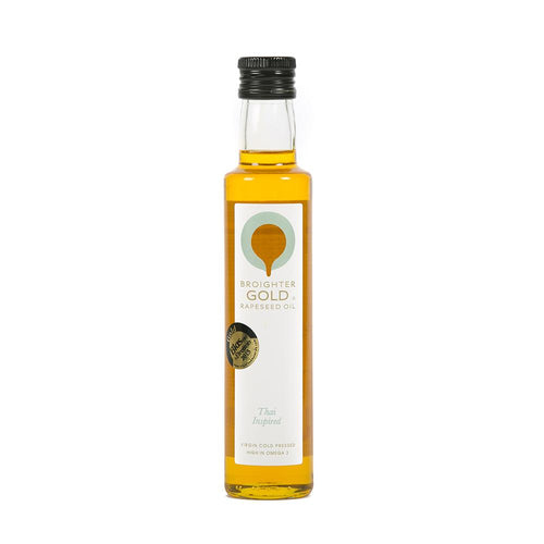 Thai Infused Rapeseed Oil Rapeseed Oil Broighter Gold Rapeseed Oil
