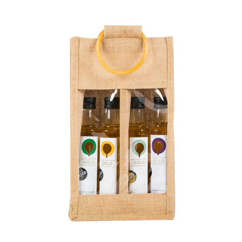 The Torc Rapeseed Oil Gift Set Rapeseed Oil Broighter Gold Rapeseed Oil
